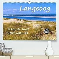 Langeoog - Schoenste Insel Ostfrieslands (Premium, hochwertiger DIN A2 Wandkalender 2022, Kunstdruck in Hochglanz): Impressionen der Nordseeinsel Langeoog (Geburtstagskalender, 14 Seiten )