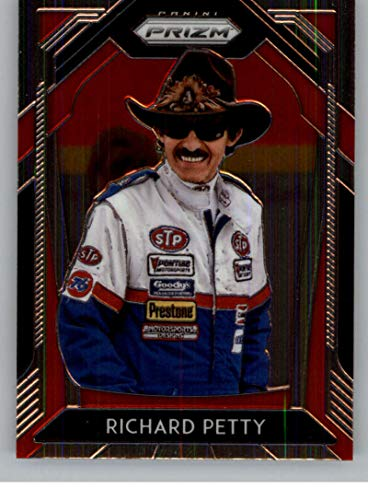 2020 Panini Prizm Variations #DANICA Danica Patrick GoDaddy.com Premium Motorsports Chevrolet NASCAR Racing Trading Card