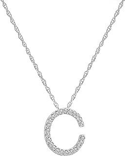 diamond letter c