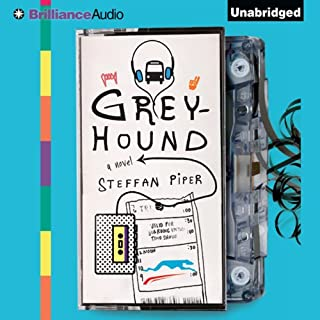 Greyhound audiobook cover art