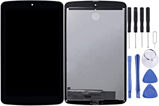 YSH Phone Replacement Parts for LG G Pad F 7.0 / LK430 LCD Screen and Digitizer Full Assembly(Black) for LG Mobile Phone (Color : Black)