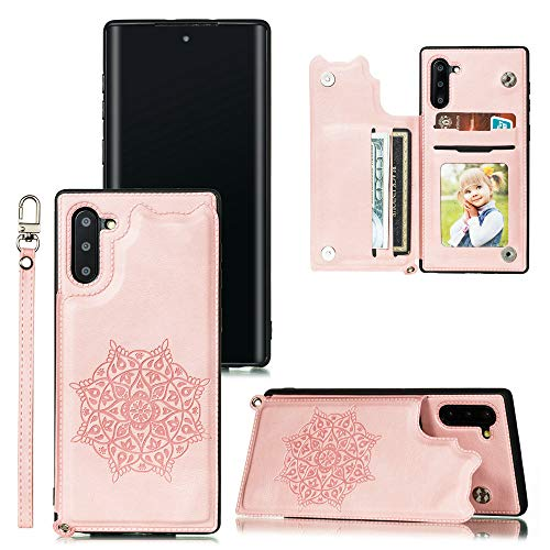 Sundekun xllmtl Caso Para Samsung Galaxy NOTE10 Funda Del Teléfono 2