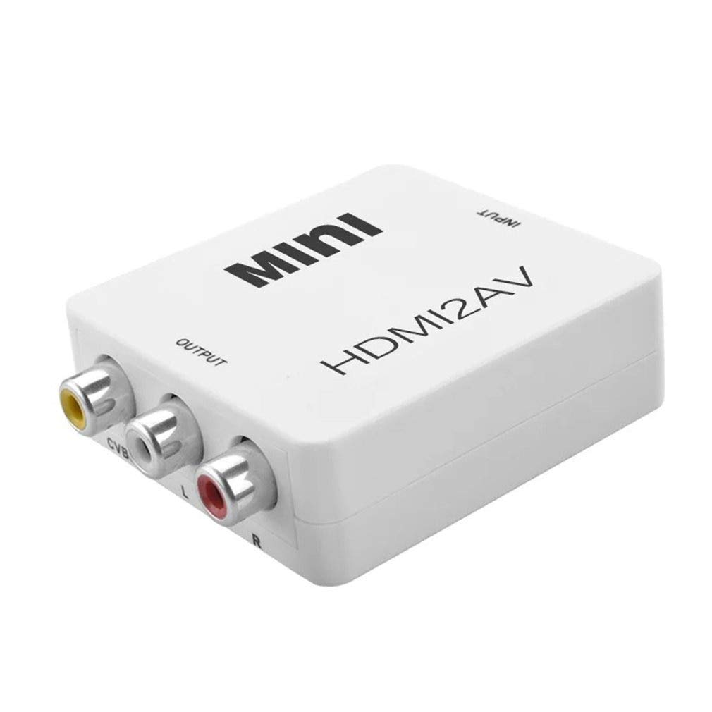 2019 HDMI to AV RCA CVBS Adapter HDMI2AV Video Nashville-Davidson Mall Converter A 1080P Sales