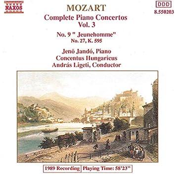 Mozart: Piano Concertos Nos. 9 and 27