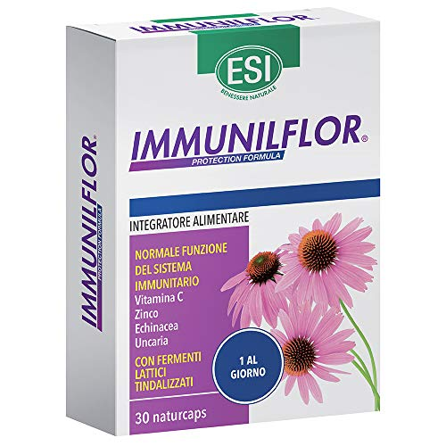 ESI Immunilflor Complemento Alimenticio - 30 Cápsulas