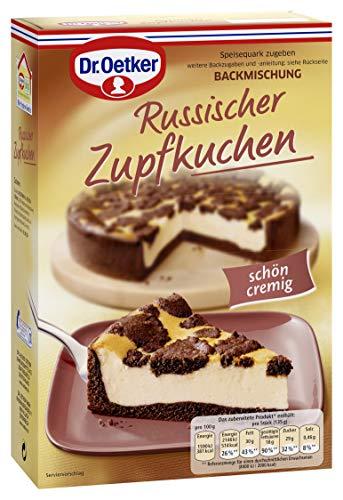 Dr. Oetker Russischer Zupfkuchen, 3er Pack (3 x 670 g)