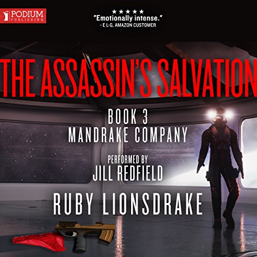 The Assassin's Salvation cover art