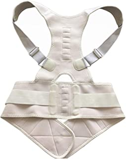 Magnetic Back Shoulder Lumbar Support Belt Orthopedic Corset Back Posture Corrector Brace Belts