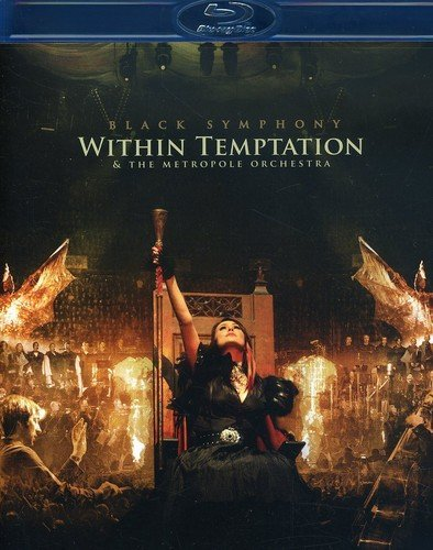 Black Symphony [with Bonus DVD] [Blu-ray]