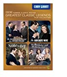 TCM Greatest Classic Legends: Cary Grant (Mr. Blandings Builds His Dream House / My Favorite Wife / Night and Day / The Bachelor and the Bobby-Soxer)