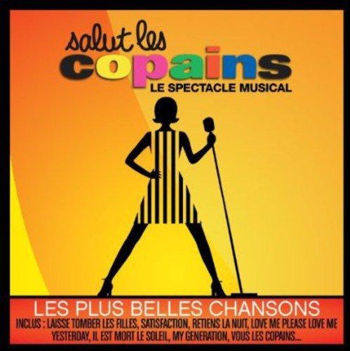 Salut Les Copains, Le Spectacle Musical
