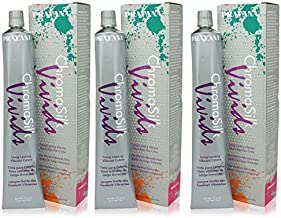 PRAVANA ChromaSilk Vivids Creme Hair Color with Silk & Keratin Protein (Wild Orchids)3 Oz-3 pack