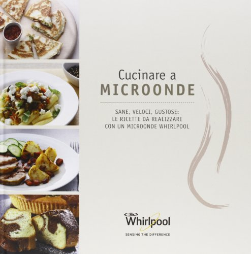 Whirlpool Ricettario Microonde Kulturtasche, 33 cm, Braun (Variopinto)