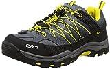 CMP Rigel - zapatillas de trekking y senderismo de media caña Niños , color Gris, talla 31