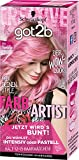 SCHWARZKOPF GOT2B Farb/Artist 093 Flamingo Pink, 3er Pack (3 x 80 ml)
