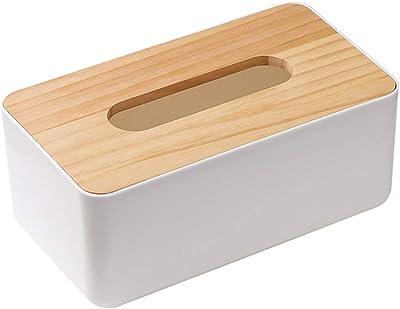 ティッシュケース 蓋付き 竹製 収納 おしゃれなティッシュボックス