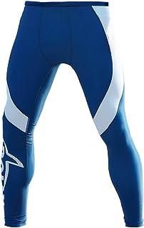 سروال داخلي رجالي من Panegy للحماية من أشعة الشمس فوق البنفسجية سروال ضيق للسباحة وركوب الأمواج - XS