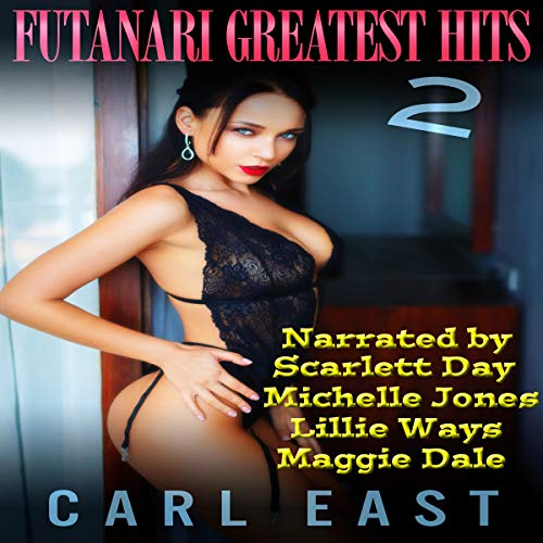 Futanari Greatest Hits 2 audiobook cover art