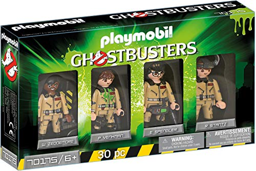 Image of the PLAYMOBIL Ghostbusters Collector's Set Ghostbusters