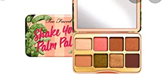 Too Faced Eyeshadow Palette Shake your Palm Palms ON-THE-FLY EYE SHADOW PALETTE