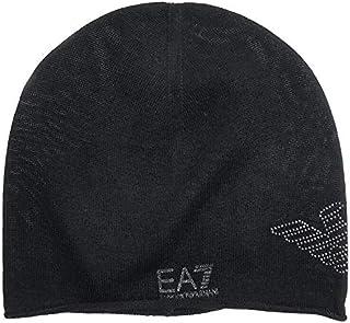 EMPORIO ARMANI エンポリオ アルマーニ ニット帽 ニットキャップ 285547 8A731 39220 [並行輸入品]