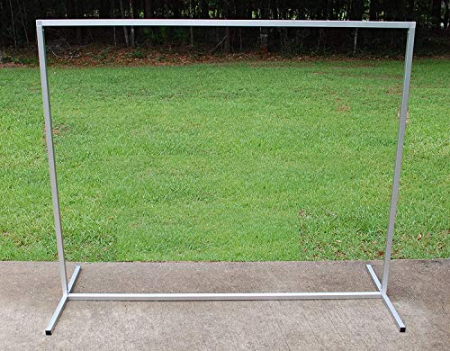 6'x6' The Ultimate Archery Backstop Stand for Behind Your Target Made in The USA