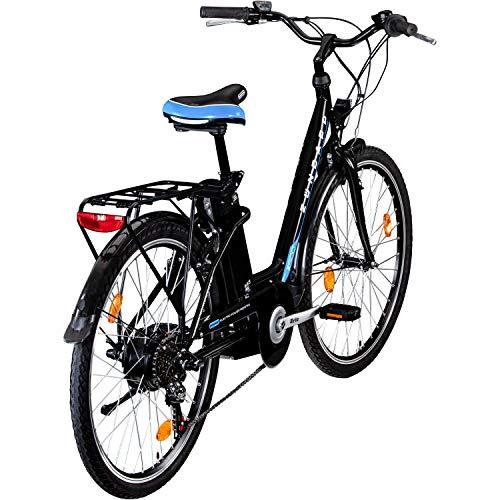 Trekking E-Bike Zündapp 26 Zoll Citybike Bild 2*