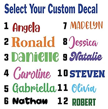 Best name stickers Reviews