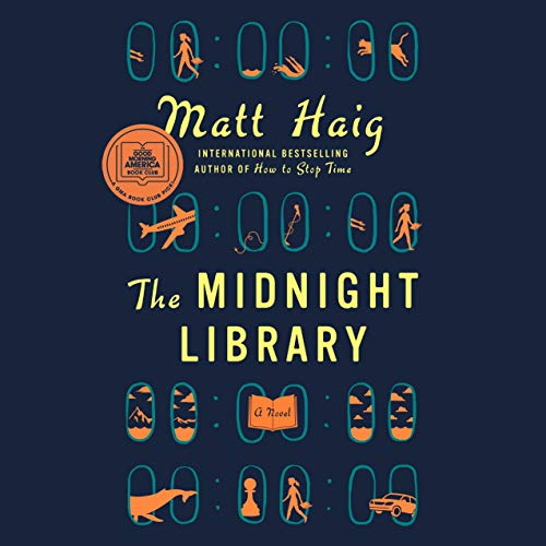 The Midnight Library  By  cover art