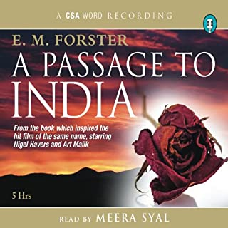 Couverture de A Passage To India