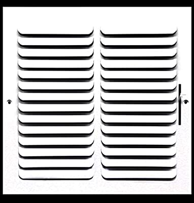 "12"" X 12"" Supply Register Grille - VENT COVER & DIFFUSER"