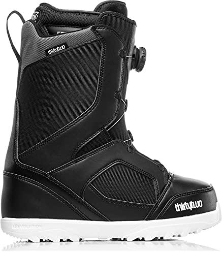 thirtytwo STW Boa '18 Botas de Snowboard, Talla 9, Color Negro