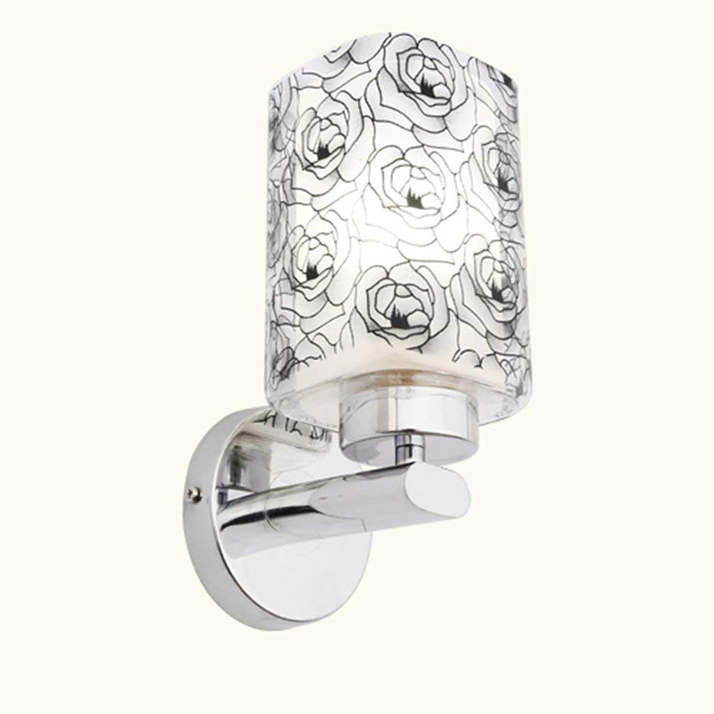 WHKHY LED-Wand Lampe, Bett Schlafzimmerlampe Wand, Treppen, Beleuchtung (B)