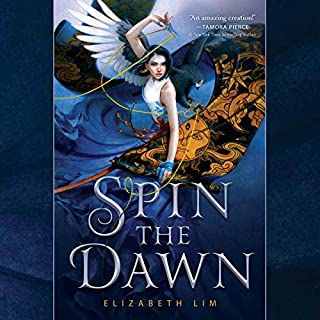 Spin the Dawn audiobook cover art