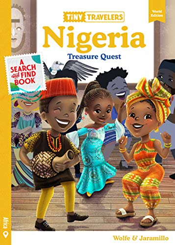 Tiny Travelers Nigeria Treasure Quest