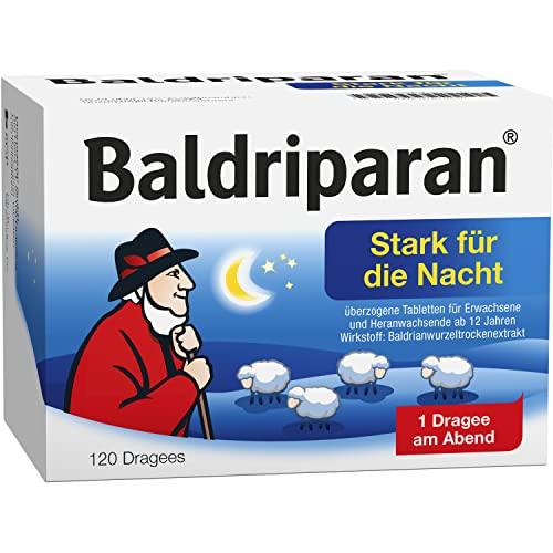PharmaSgp GmbH -  Baldriparan Stark