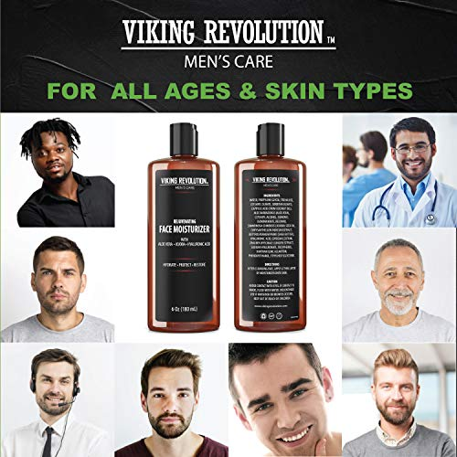51WhOQTV1mL - Mens Face Cream - Natural Face Moisturizer Cream for Men Skincare for Anti Wrinkle & Anti Aging Facial Cream for Men, Mens Face Care