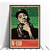 NRRTBWDHL A Tribe Called Quest Musik Sänger Poster Hip Hop