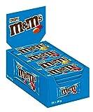 M&M'S Crispy Beutel, 24er Pack (24 x 36g)