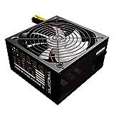 Tacens Radix Eco III, Fuente PC 650W, ATX, 12v, 10dB, 87% Eficiencia, Negro