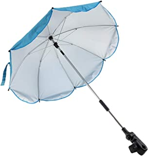 Summer Outdoor Beach Sunshade Umbrella Sun Protection Parasol