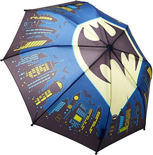 POMU Batman-Regenschirm Chief Little Boys, schwarz, Einheitsgröße