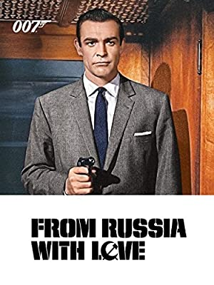 From Russia With Love from