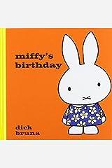 Miffys Birthday Hardcover