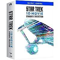 Star Trek 10-Movie Stardate Collection (Blu-ray + Digital)