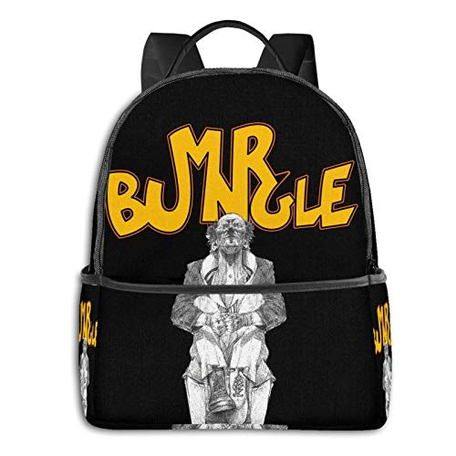 AOOEDM Backpack Mr Bungle Band Travel Laptop Backpack