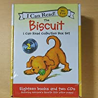Biscuit (My First I Can Read) (英語) 18冊+CD2枚