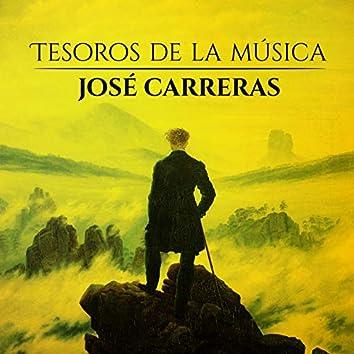 Tesoro de la Música. José Carreras