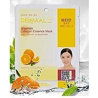 【DERMAL】ダーマル 50枚/潤い・ハリ・ツヤ肌を目指す方を目指す方/シートマスク/マスクパック/フェイスマスク [宅急便]