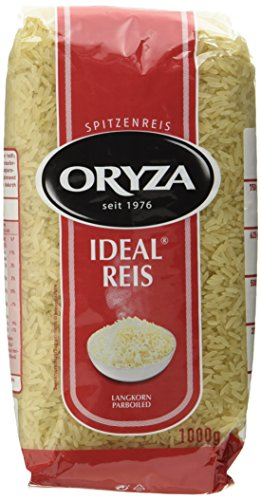Oryza Ideal-Reis Lose (1 x 1000 g Packung)